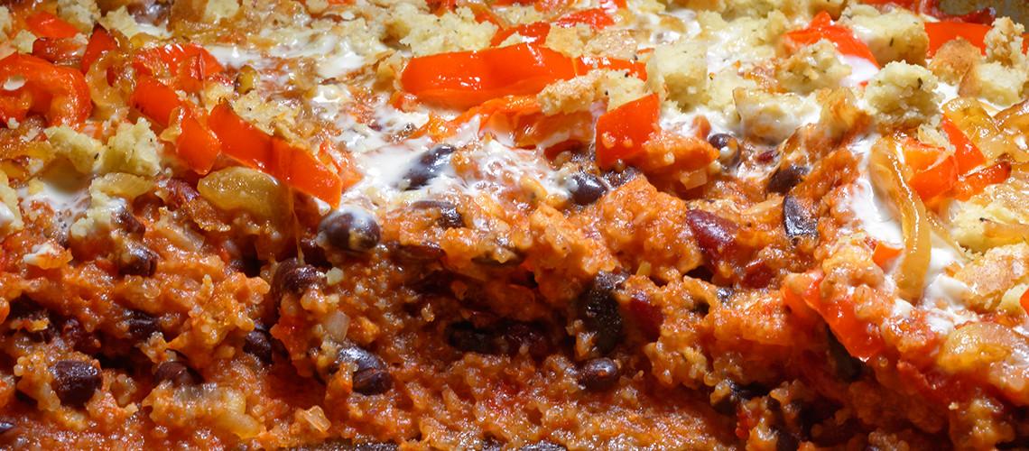 Kvinoa-papuvuoka